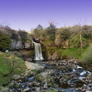 visit ingleton waterfalls