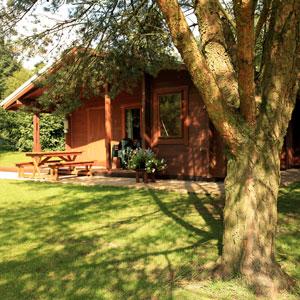 holiday log cabins